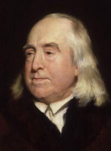 Jeremy Bentham (Quelle: Wikipedia)
