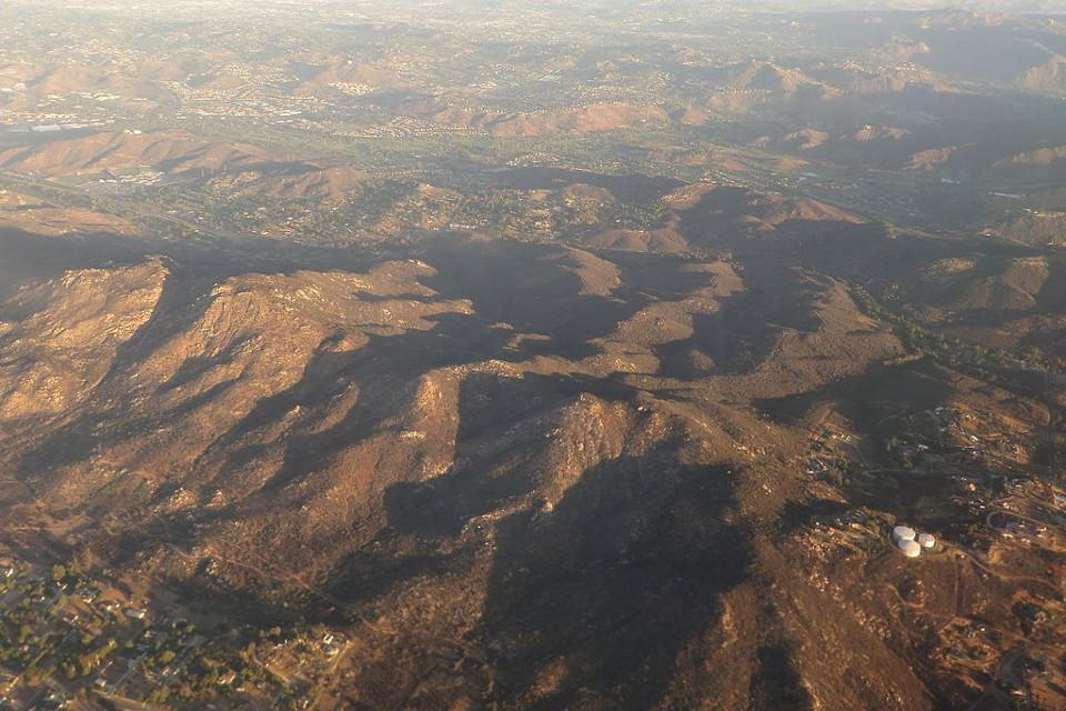 Das San Diego National Wildlife Refuge ist Heimat viele bedrohter Arten.
